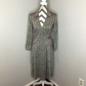 Diane Von Furstenberg Duenne Wrap Dress